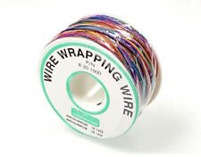 DCC Decoder Wire, 8 Colours, 30AWG, 280 Meters, Great Value!