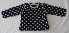 T-shirt (épais) réversible pour filles, Petit Bateau, 3 mois (60 cm)
