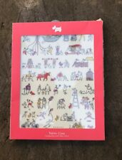 """Radley Tablet Case Protector """"Seaside"""" Rubber Cover For iPad 3 & 4 NEW"""