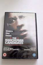 The Manchurian Candidate (DVD, 2005) Brand New And Sealed