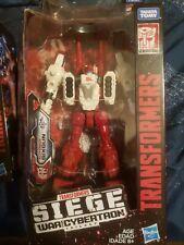 Autobot Sixgun Transformers War for Cybertron Siege