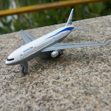 Plane Toys Model Airbus A380 Aircraft Diecast Alloy Strong Pull Back 1 450 Gifts