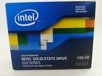 "Intel 520 Series 180GB Internal 2.5"" (SSDSC2CW180A3K5) SSD With Accessories"