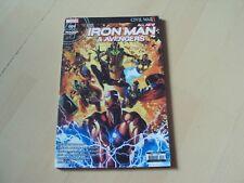 comics  ALL-NEW IRON MAN & AVENGERS n° 9