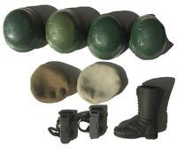 GI JOE 3SB Full Production Run Green Beret Uniform /& Accessory Set 1:6 Scale New
