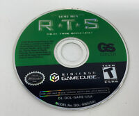 Army Men RTS (Nintendo GameCube, 2004) Disc Only Tested Working