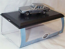 Jensen Interceptor MK11 Silver Grey 1-43 New in Case JI006