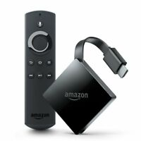Amazon Fire TV mit 4K Ultra HD u. Alexa-Sprachfernbedienung (V. 2017) Streaming