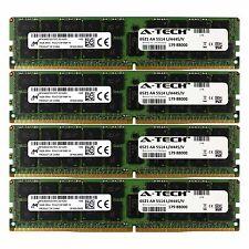 DDR4 2133MHz Micron 64GB Kit 4x 16GB Lenovo ThinkServer TD350 Memory RAM