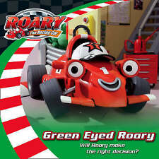 Roary the Racing Car – Green Eyed Roary, Parker, Chris , Good, FAST Delivery