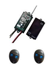 Liftmaster Universal Garage / Gate Replacement Receiver Upgrade Kit + Remotes