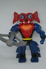 Complete 1984 Mattel MOTU Mantenna Masters Of The Universe He-Man Action Figure