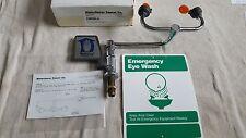 Watersaver Faucet Company Emergency Eyewash EW806LH Left Hand Brand New Deck