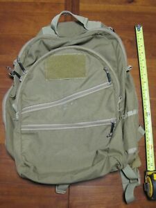 Tactical Tailor Enhanced Day Pack Coyote Brown Civilian Style Backpack Used