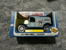 ERTL NFL Dallas Cowboys 1913 Ford Model T Delivery Truck Bank Vintage RARE