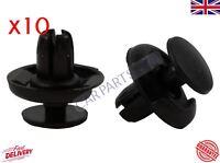 10x Plastic Trim Clips Wheel Arch lining HONDA Civic 91501S04003 91501-S04-003