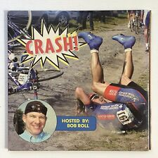 "CRASH! ""Road Cycling's Greatest Crashes""! DVD (90 Min) Hosted by Bob Roll"