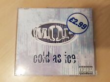 MOP M.O.P. Cold As Ice  CD 4 Tracks, Album Version/Instrumental/Video/Stress Y'A