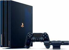 PlayStation 4 Pro 500 Million Limited Ed. 2TB Blu Numerata NUOVA NEGOZIO