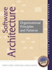Software Architecture: Organizational Principles and Patterns by Dikel, David M