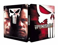 EU Import New & Sealed The Punisher Steelbook Blu-ray