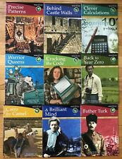 Lot 9 WORLDSCAPES Readers Turkey France Egypt Ireland Cambodia Multiculture