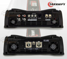 Taramp's HD8000 1 ohm USA SHIPPING Full Range Amplifier 8k RMS Amp Taramp