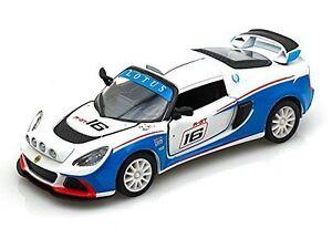 "Brand New 5"" Kinsmart 2012 Lotus Exige R-GT Diecast Model Toy Car 1:32"
