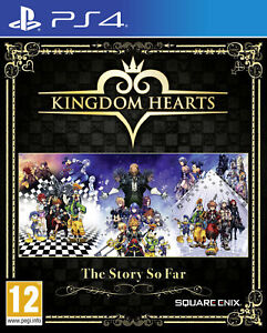 Kingdom Hearts: The Story So Far PS4 Playstation 4 Brand New