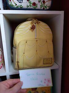 Belle Dress Loungefly Mini Backpack