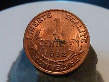 PL8(46) - 1 CENTIME - DUPUIS - 1912 - RECHERCHEE & QUALITE SPL/SUP !