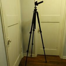 Manfrotto 055XPRO3 Black Tripod Kit with 322RC2 Head