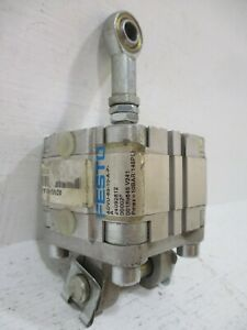 Festo ADVU-63-10-A-P-A Compact Pneumatic Cylinder 10mm Stroke 10-Bar 145-PSI