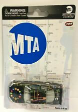 *New* Mta Nyc Black Retro Map ~Limited Edition~ 1:64 Diecast *Free Shipping*