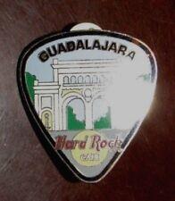 Vintage Hard Rock Cafe Guadalajara, Mexico Guitar Pick Pin - Limited Edition 300
