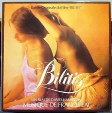Bande Originale Du FiLM Soundtrack - Bilitis LP Mint- EPC 70191 Spain Record 1st