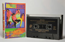 Dirty Work by The Roling Stones [Canadian Release  CBS/Columbia OCT40250 - CrO2]