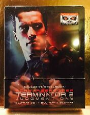 Steelbook bluray 2D/3D Terminator 2: Judgment Day [ Filmarena limted 1000 ex ]