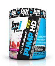 BPI Sports Pump-HD Watermelon Cooler Pre-Workout Powder & Focus (25 Servings)