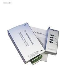 RGB LED Controller 3-canal mando a distancia 12v 3x 4a LEDs