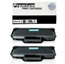 2pk MLT-D101S D101L Toner Cartridge For Samsung ML-2165 SCX-3400 SF760P