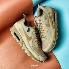 Nike Air Max 90 Surplus Mens CORDURA Desert Camo Orange Mens Sneakers CQ7743-200