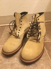 Red Wing 2960 Blacksmith, Camel Suede, Size US 8.5 Ist Quality, JAPAN EXCLUSIVE