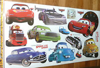 LARGE DISNEY CARS  LIGHTNING MCQUEEN  WALL STICKER DECAL NURSERY/KIDS ROOM XMAS