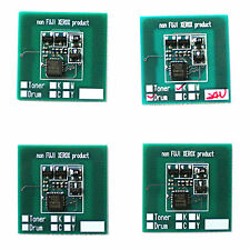 4 Toner Chip for Xerox 240,242,250,252,260,7655,7665,7675 (006R01219-006R01222)