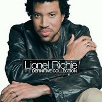 "LIONEL RICHIE ""THE DEFINITIVE COLLECTION"" 2 CD NEW"