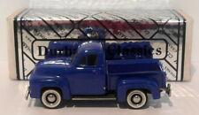 Durham Classics 1/43 Scale DCJ08 - 1953 Ford F-100 Half Ton Pickup - Blue