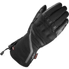 Gants noirs textiles Spidi pour motocyclette