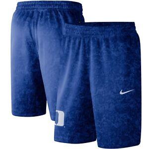 Nike Men's Duke Blue Devils Basketball Spotlight Camo Shorts NWT 3XL XXXL