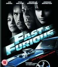 Fast & Furious 4 - Fast And Furious Blu-Ray | (Vin Diesel)